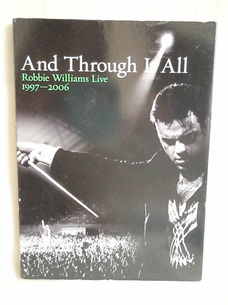 2 Dvd Robbie Williams Live - 1997 - 2006