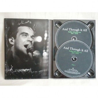2 Dvd Robbie Williams Live - 1997 - 2006, videgrenierdunet.fr